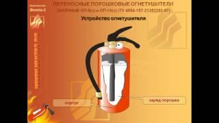 Пожарно технический минимум  Первичные средства пожаротушения ОГНЕТУШИТЕЛИ
