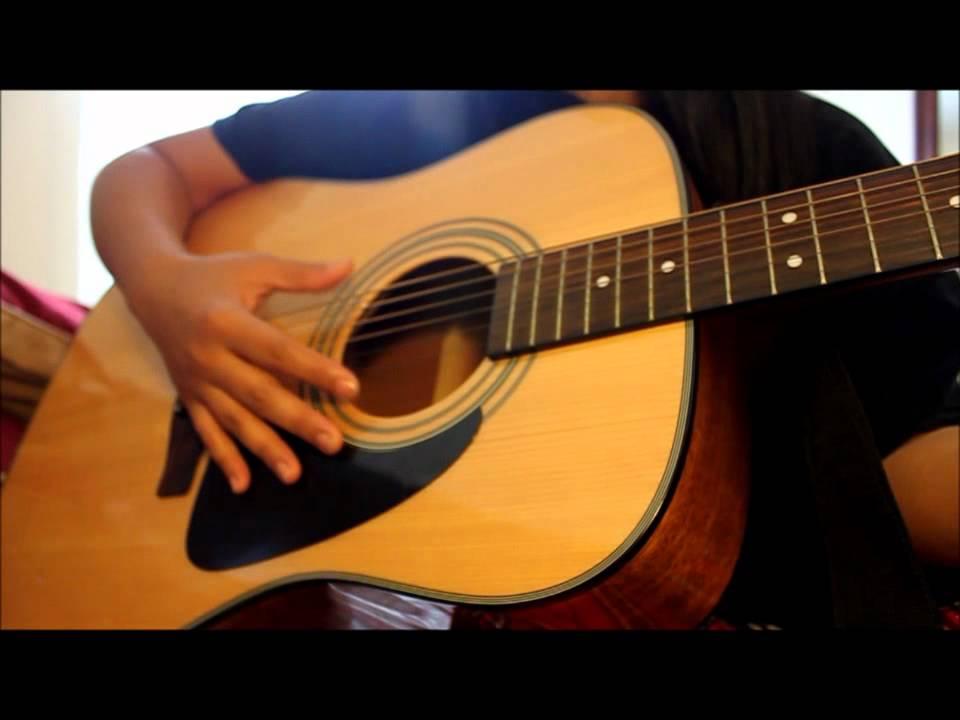 Disturbia Rihanna Acoustic Cover Youtube