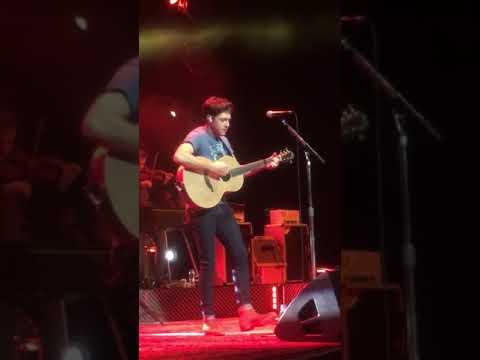 Niall Horan - On my own - Flicker world tour Glasgow - 19/03/18