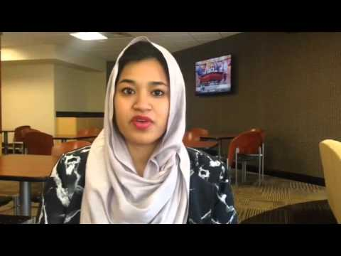 Wichita State Student Talks About Being a Muslim Today