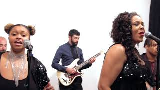 The Bayou Royals - Three little birds / ONYX Artists / NOLA Dance Motown Brass Band
