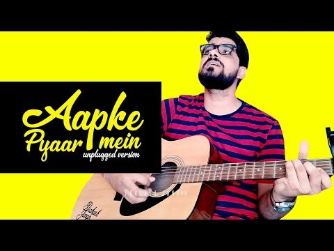 Aapke Pyaar Mein Hum |  Prakash Jangir |  Cover Song | Unplugged Version |  Raaz |  Alka Yagnik