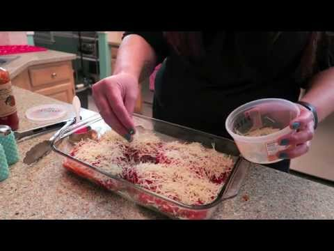 Low Carb, Gluten Free Chicken Parmesan | Recipe And How To