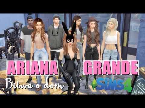 Bitwa O Dom 8 Sims 4 Z Ariana Grande Youtube