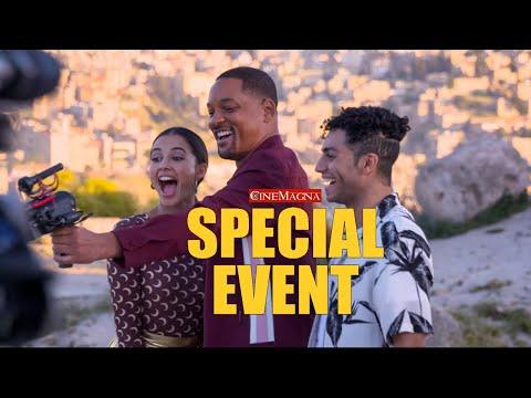 Aladdin Movie Red Carpet Gala Screening In Amman Jordan (2019)