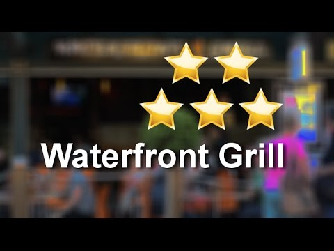 Waterfront Grill Sydney Wonderful Five Star Review by Sean M.