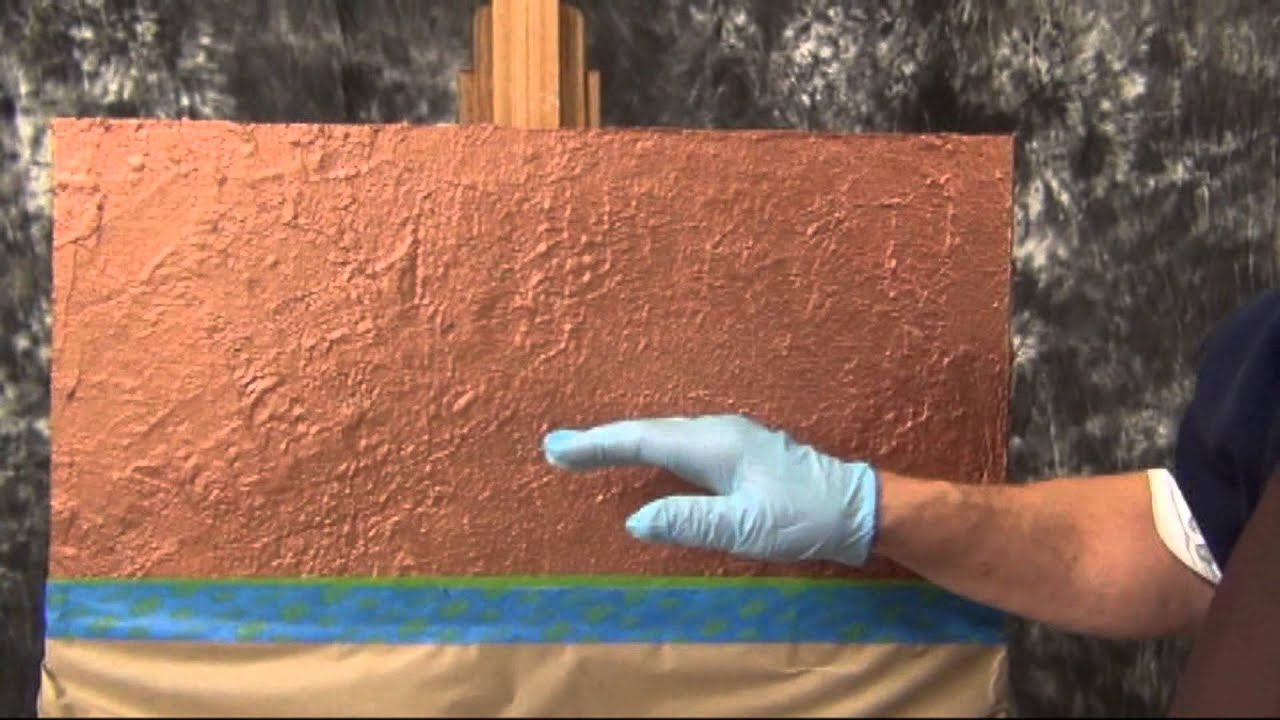Copper Paint For Metal