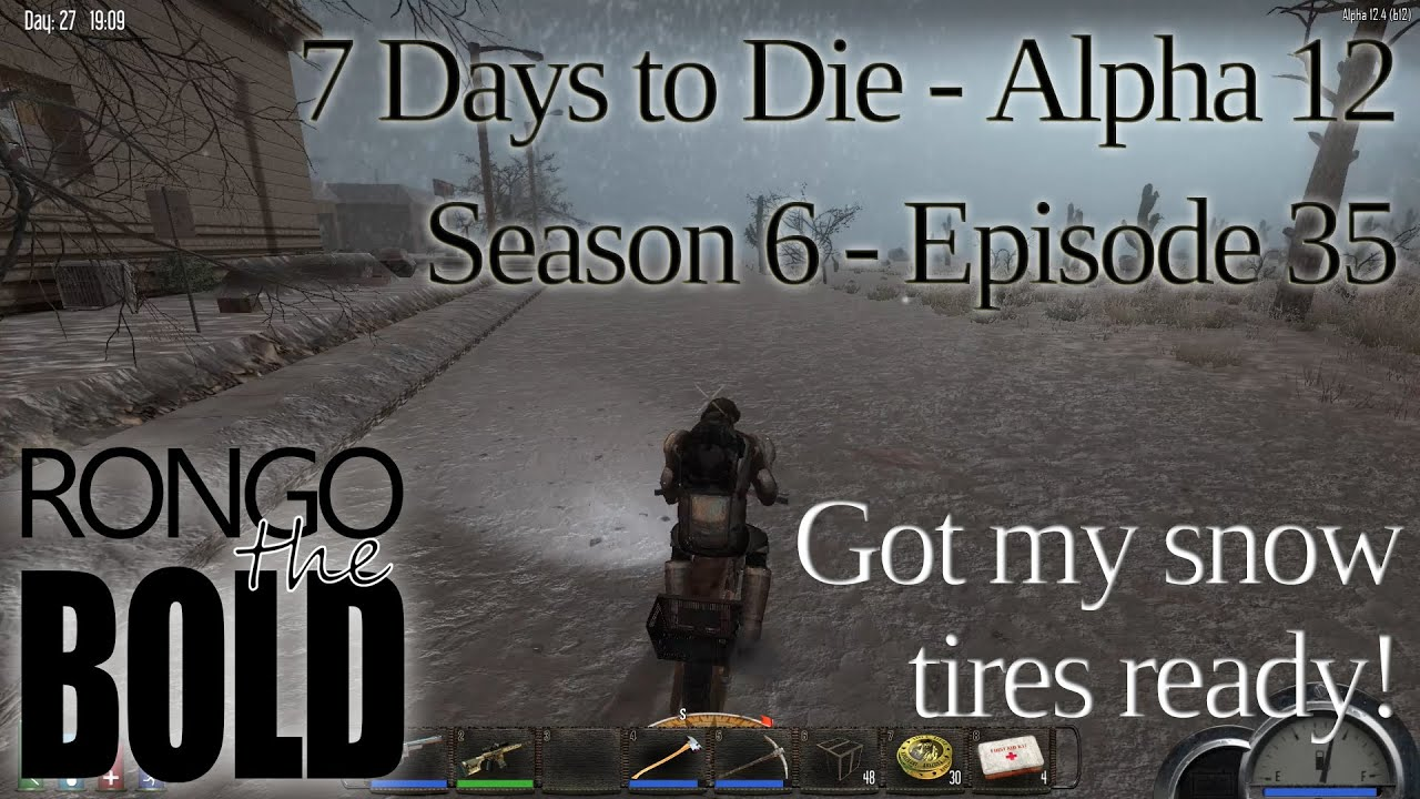 how to get tires in 7 days to die
