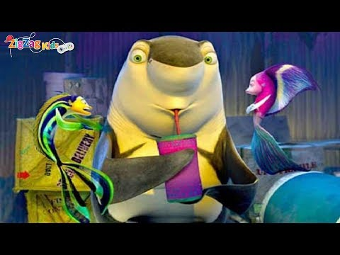 Shark Tale | Full Movie Game | ZigZag