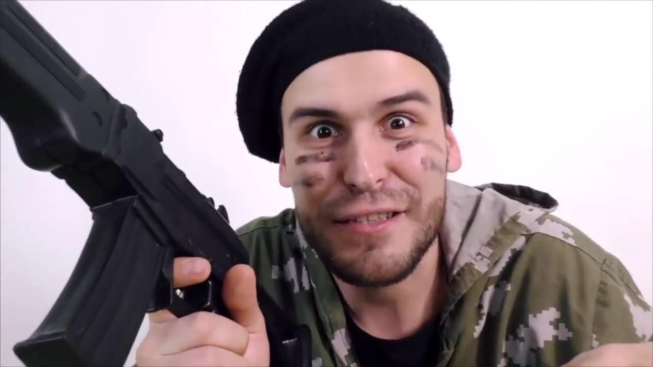 СМЕШАРИКИ и ДЯДЯ БУ! - YouTube