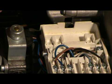 Wiring Diagram Photocell Trailer Battery Oil Burner Servicing On Dvd Riello - Youtube