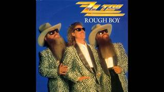 ZZ Top - Rough Boy (1985 LP Version) HQ