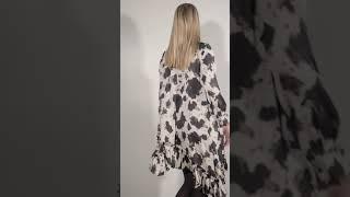 Vídeo: VESTIDO ROCK