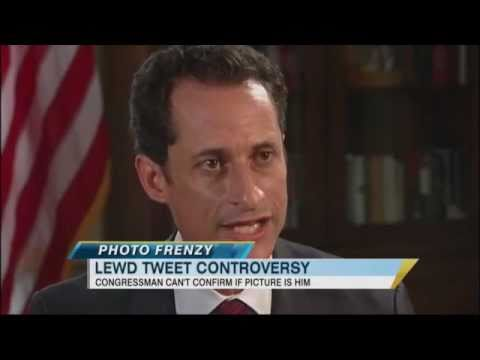 Anthony Weiner Responds in 'GMA' Interview: Is It Him In Twitter Photo?
