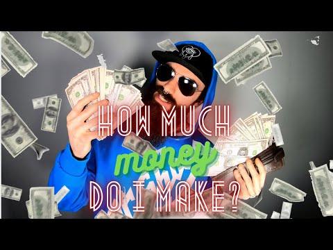 HOW MUCH MONEY DO I MAKE on SOCIAL MEDIA?