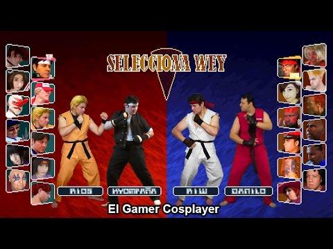 SVC: SNK vs Capcom - Live Action - 동영상