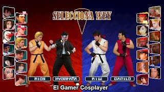 SVC: SNK vs Capcom - Live Action