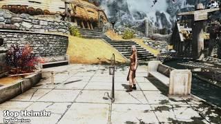 Repeat youtube video Skyrim Mods 92 - Kitten, N7 Armor, Tales of Intrigue, Sjel Blad Castle