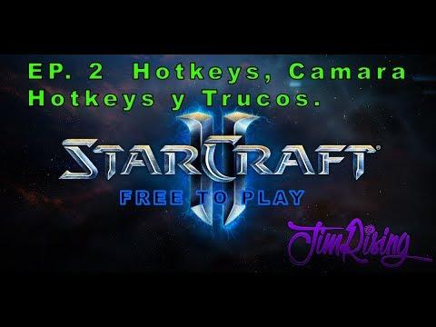 Aprendiendo desde Cero. Ep.2 Uso de Hotkeys, Camara Hotkeys y Trucos