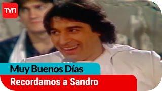 Muy buenos días | Historias, secretos y recuerdos de Sandro