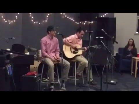 Hallelujah cover - Hunter Smith and Derek Bannister