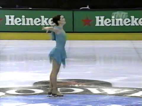 2000 Goodwill Games--Ladies Artistic Program
