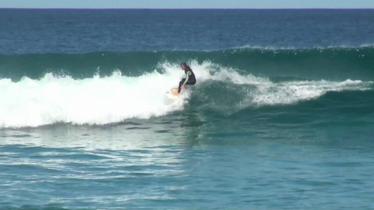Emi Campbell Surfing Wa Youtube