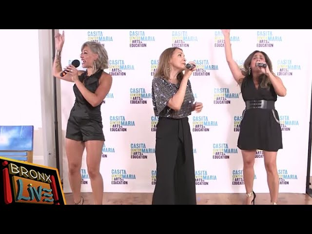 BronxLive! Freestyle Party with Brenda K  Starr and Cover Girls
