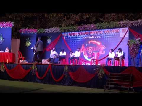 Masti Ki Pathshala BMC Sagar Annual Festival Aagaaz 2017