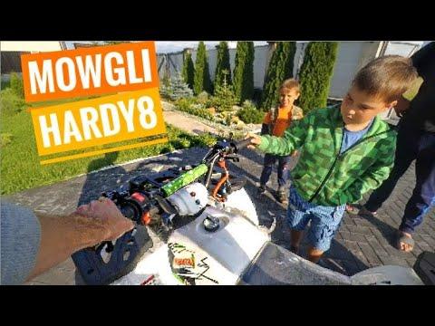 Квадроцикл на бензине для детей и подростков/ Hardy 8
