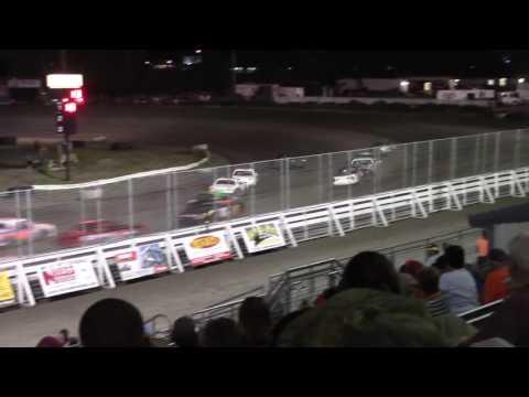 Nodak Speedway IMCA Stock Car A-Main (8/14/16)