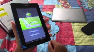 review tablet acer iconia b1 espaol