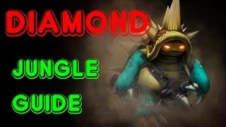 [s5] Diamond Rammus Jungle Guide | RUNES MASTERIES ITEMS