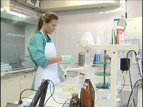 Работа лаборант-химик в дмитрове