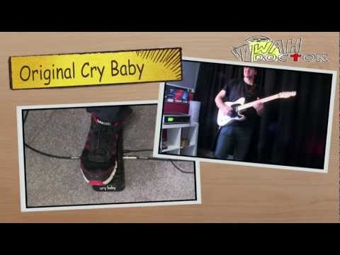 The Wah Doctor - Modded CryBaby