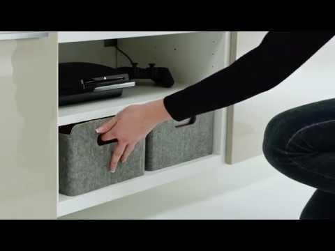 BestÅ mobili componibili per soggiorno
