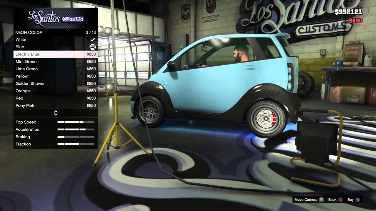 Pimp My Smart Car