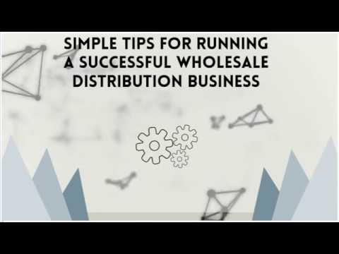 Tips for Running a Successful Wholesale Distribution in Sydney