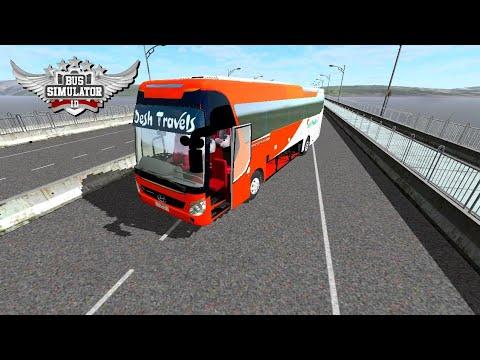 Mod Hyundai Universe Bussid Bus Simulator Indonesia New Update V3 1 By Game Guruji