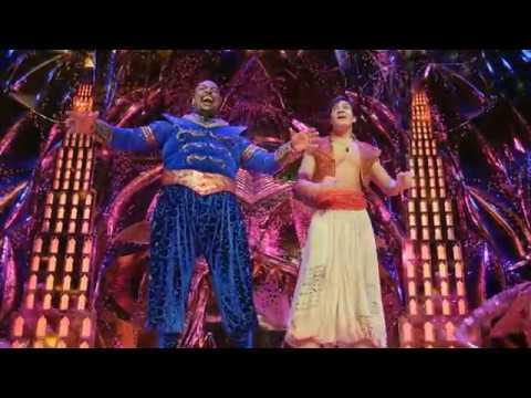 Disney's ALADDIN - New West End trailer