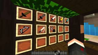 Minecraft Texture Pack Tanitimlari Bolum 1-Ahmet Aga White And Black Default Edit