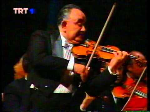 Mozart Violin Concerto No. 5 - Victor Pikaizen, Tekfen Philarmonic (Part2)