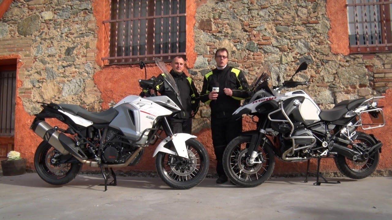 Motosx1000 : Comparativa BMW R1200GS Adventure GS vs ...