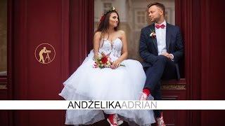 Andżelika i Adrian / sesja ślubna Wrocław - Łukasz Gromolak / wedding photography Wrocław