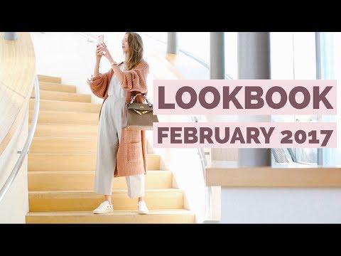 Winter LookBook | February '17