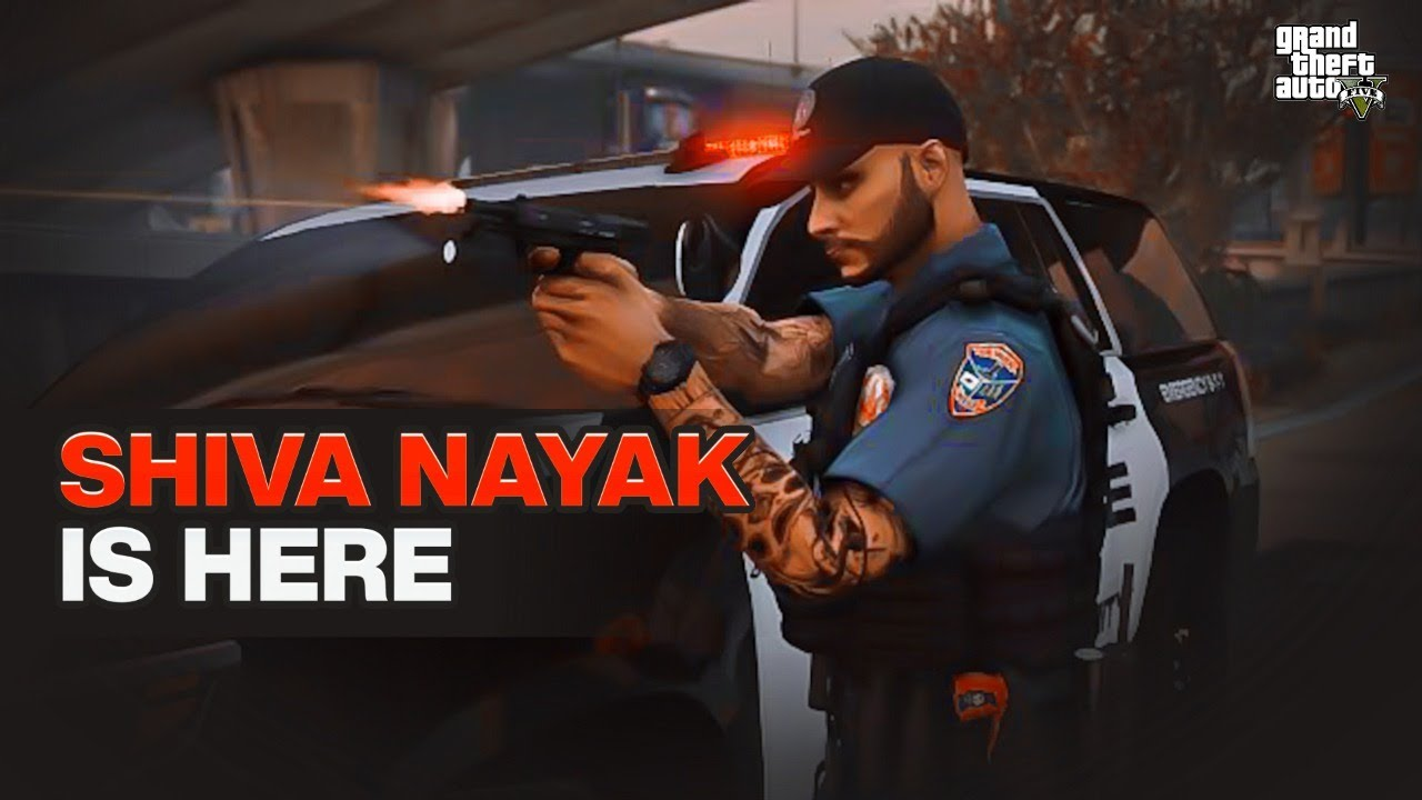 CAPTAIN SHIVA NAYAK REPORTING ON DUTY | GTA V RP LIVE WITH DYNAMO GAMING