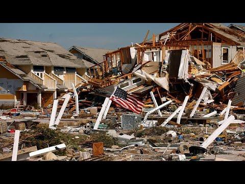 Uragano Michael: morte e devastazione. Florida in ginocchio
