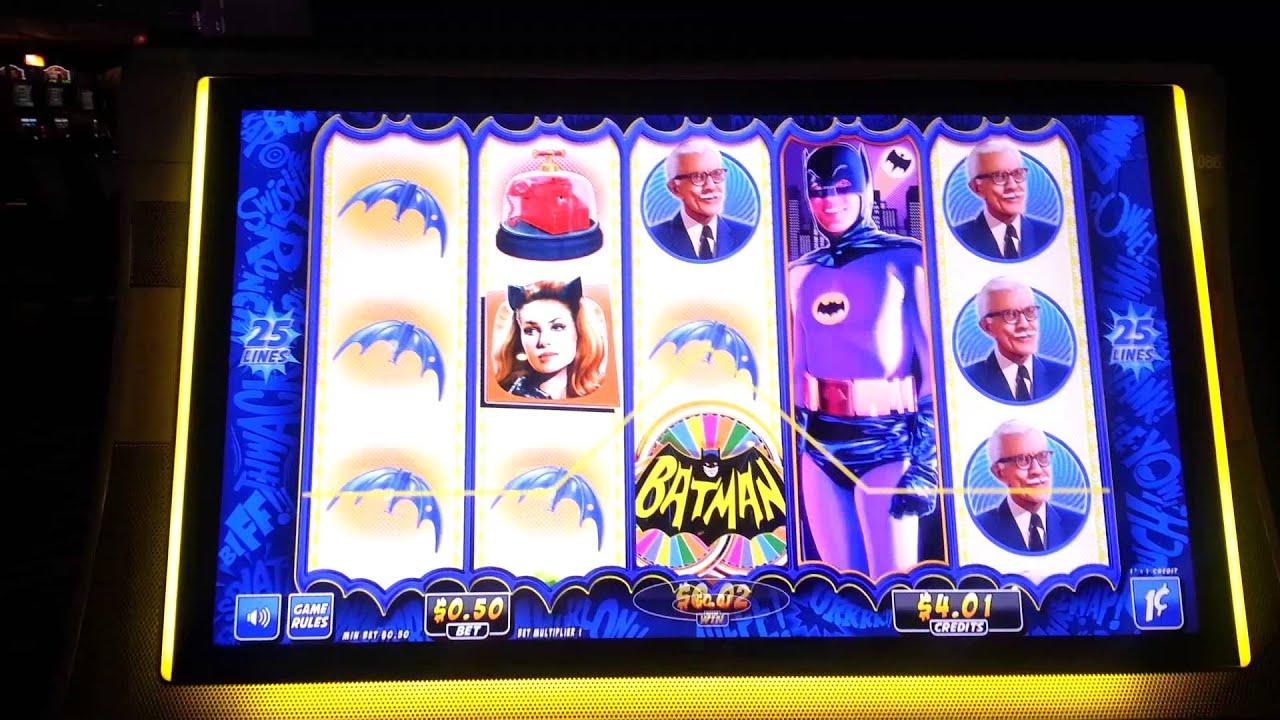 Batman classic series slot machine poker society exeter