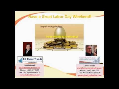 How to Make Money Trading Stocks  Market Stock Talk 8 29 Long Weekend