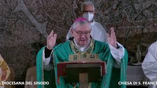 Apertura della fase diocesana del Sinodo alla chiesa di San Francesco